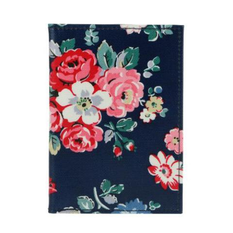 Passport Holder - O/C Forest Bunch Navy