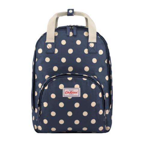 MULTI POCKET BACKPACK BUTTON SPOT