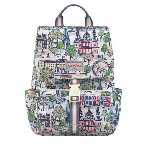 BUCKLE BACKPACK LONDON VIEW