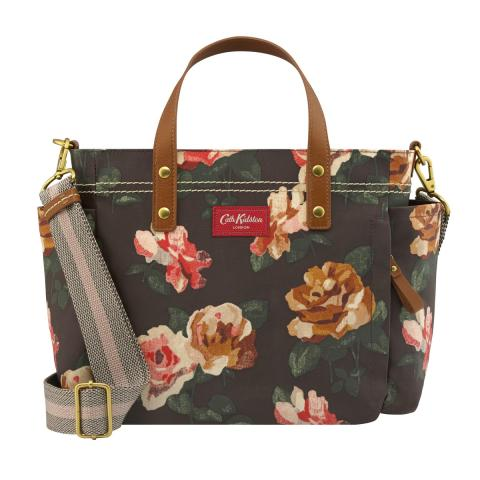Chiswick Rose Small Matt Canvas Tote