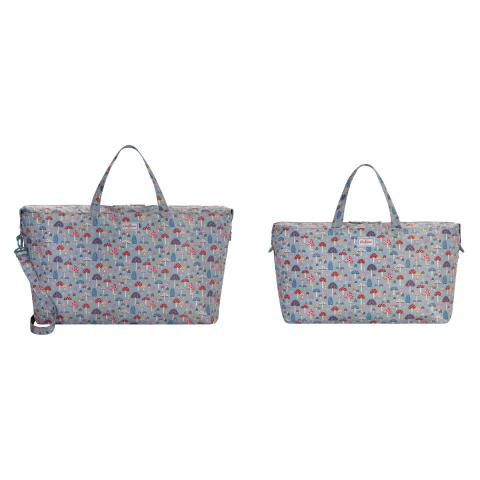 FOLDAWAY BAG MINI MUSHROOMS