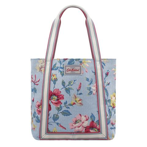 MINI REVERSE COATED TOTE PEMBROKE ROSE