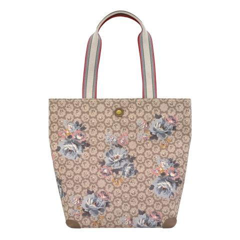 Frestonia Taupe The Tall Tote