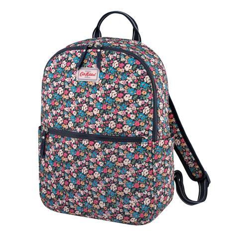 FOLDAWAY BACKPACK MEWS DITSY SMALL
