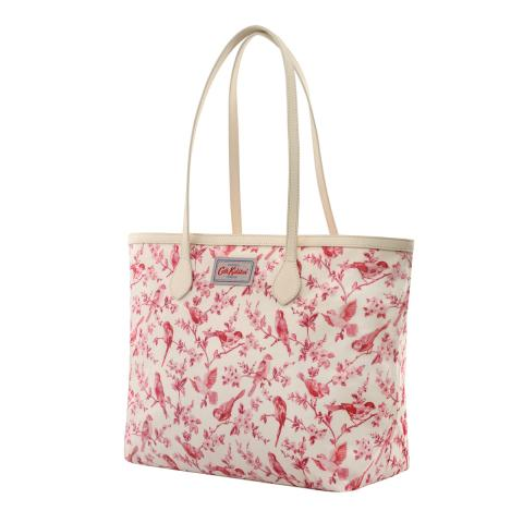 TOTE BAG BRITISH BIRDS SMALL