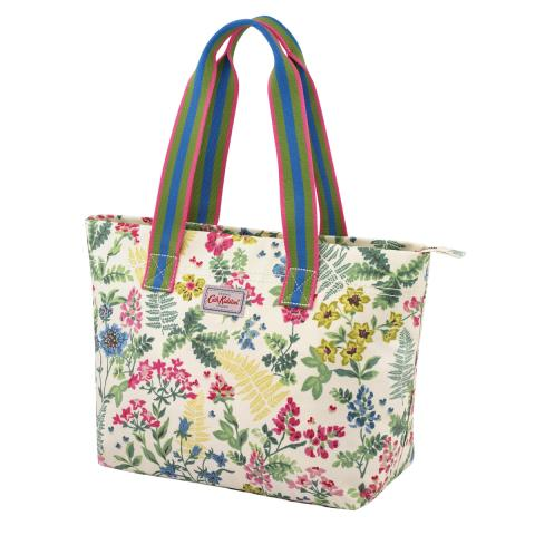 CS B TOTE TWILIGHT GARDEN