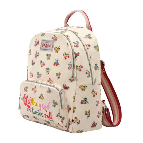 ROLLER SKATES SMALL POCKET BACKPACK