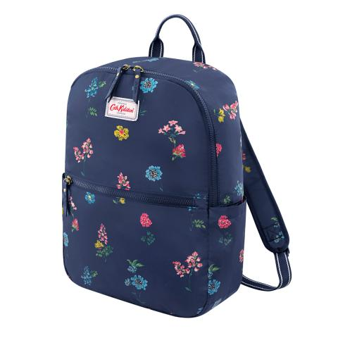 FOLDAWAY BACKPACK TWILIGHT SPRIG NAVY