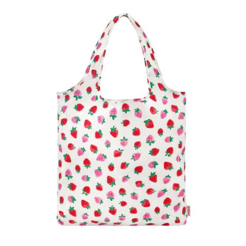 FOLDAWAY SHOPPER SWEET STRAWBERRY