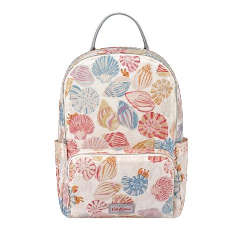POCKET BACKPACK SEASIDE SHELLS