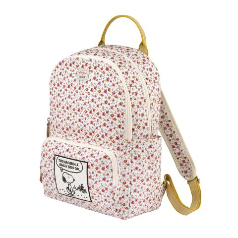 POCKET BACKPACK SNOOPY TINY ROSE