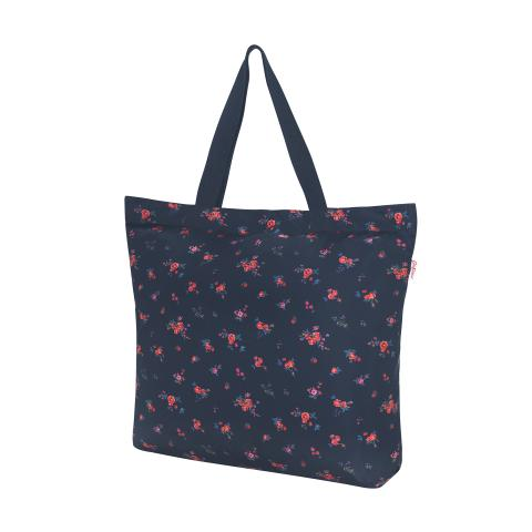LARGE FOLDAWAY TOTE MILFIELD ROSE