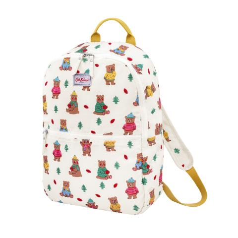 Foldaway Backpack Woodland Bear