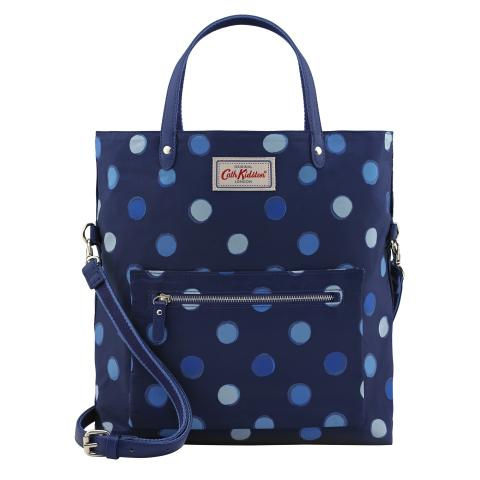 REVERSIBLE X BODY INKY SPOT NAVY