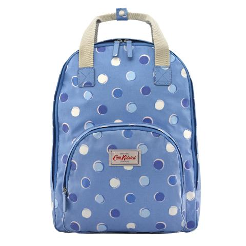 MULTI POCKET BACKPACK INKY SPOT SKY BLUE