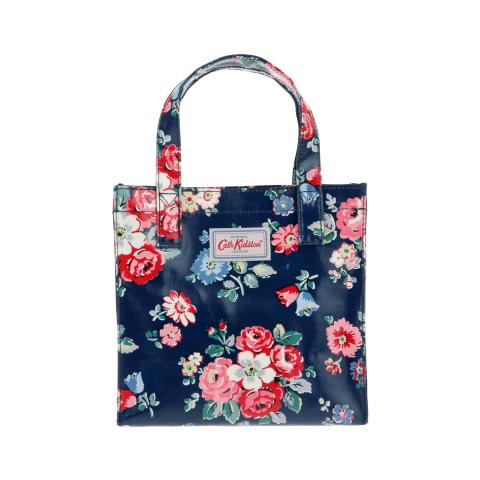 SMALL BOOKBAG O/C FOREST BUNCH  NAVY