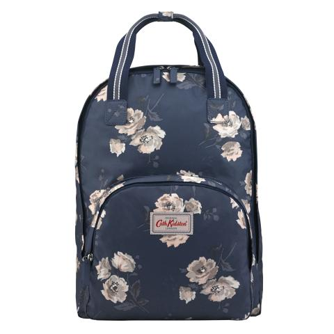 MULTI POCKET BACKPACK ISLAND BUNCH NAVY