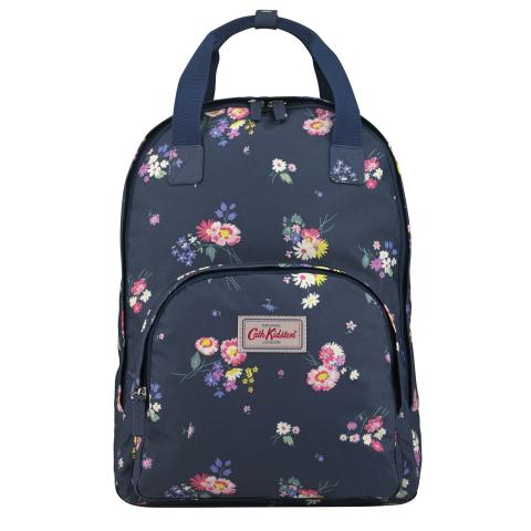 MULTI POCKET BACKPACK BUSBY BUNCH NAVY