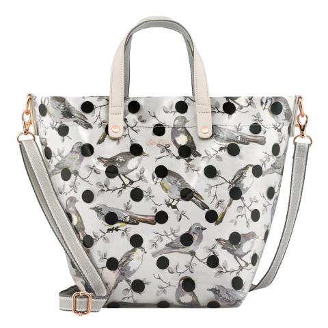 BUTTON SPOT CLEAR SOUTHCOTE TOTE