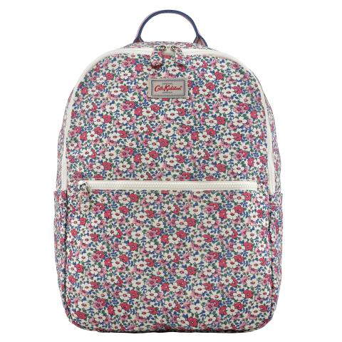FOLDAWAY BACKPACK MEADOWFIELD DITSY PARCHMENT