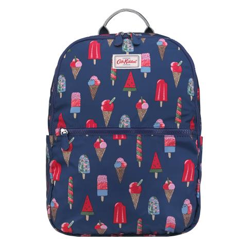FOLDAWAY BACKPACK LITTLE ICE CREAM MIDNIGHT