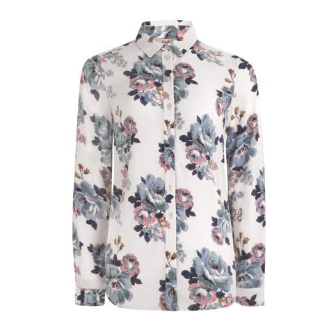 Somerset Rose Viscose Shirt