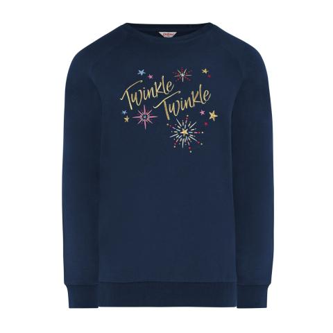 MIDNIGHT STARS SWEATSHIRT