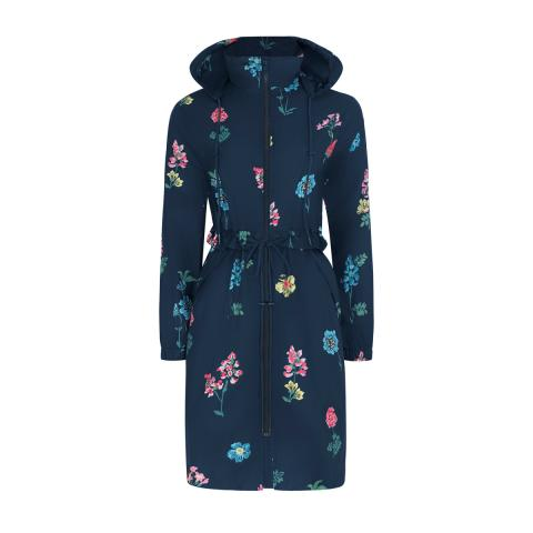 TWILIGHT SPRIG LONG RAINCOAT