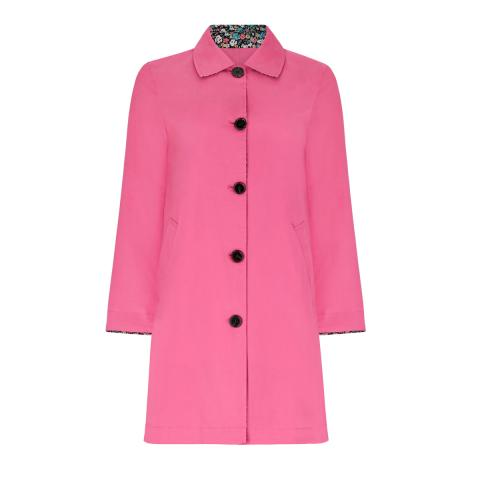 MEWS DITSY REVERSIBLE COAT