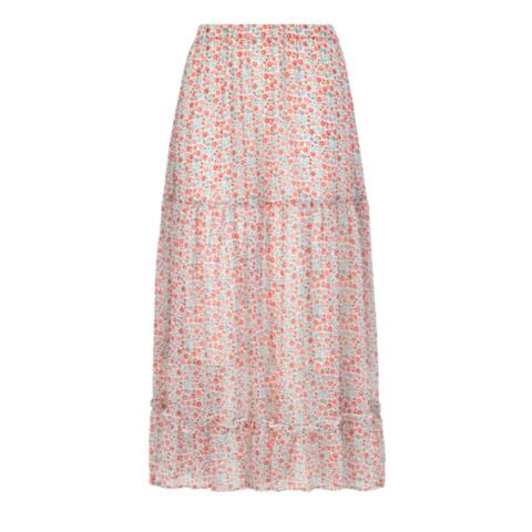 ASHBOURNE DITSY TIERED SKIRT