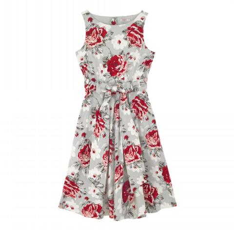 NEW ROSE BLOOM DRESS