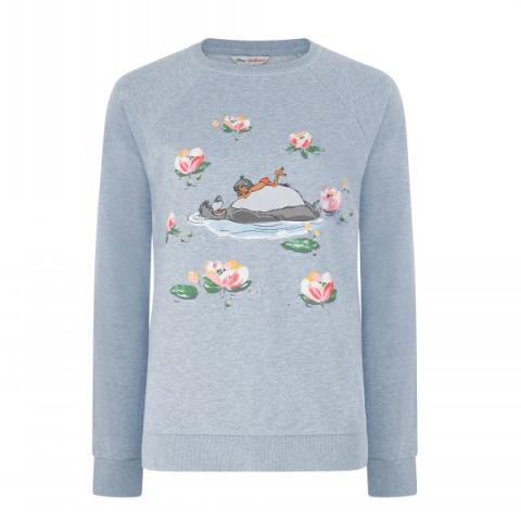 WATERLILY RIVER SWEATSHIRT