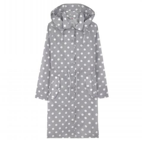 BUTTON SPOT RAINCOAT M