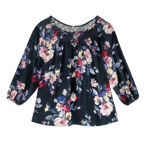 PAINTBOX FLOWERS TOP