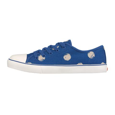 SLIM PLIMSOLLS COTTON SMUDGE SPOT MARINE 36