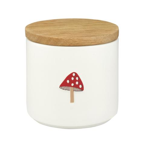 Mini Mushrooms Sugar Pot