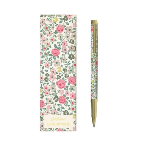Hedge Rose Boxed Pen