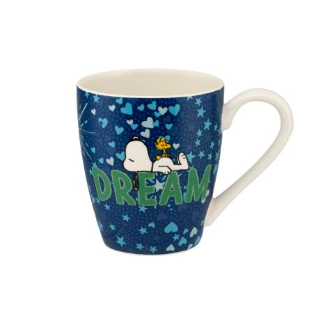 MUG SNOOPY DREAM MIDNIGHT STARS