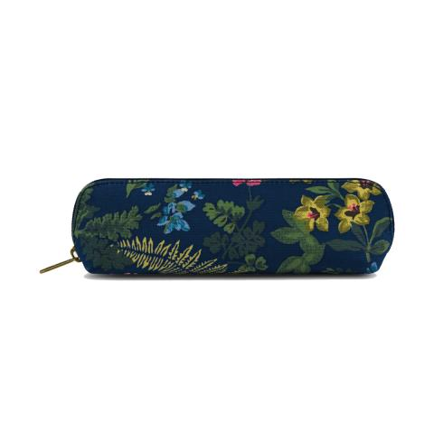 CURVED PENCIL CASE TWILIGHT GARDEN