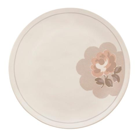 DINNER PLATE FRESTON ROSE GREY