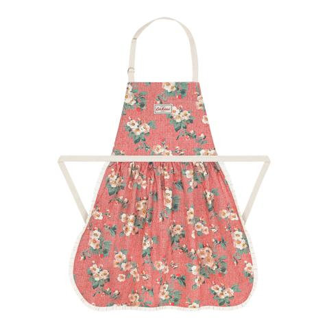 FRILL APRON MAYFIELD BLOSSOM
