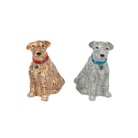 STANLEY SALT AND PEPPER SHAKERS