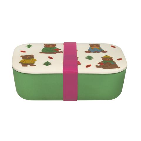 Lunch Box Woodland Bear