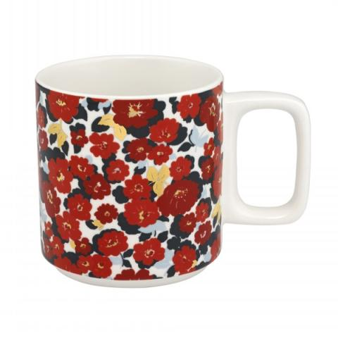 STACKABLE MUG CAMOFLOWER