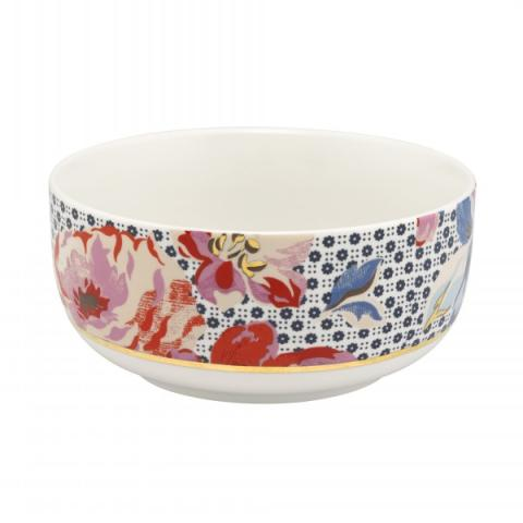 STACKABLE SMALL BOWL GEO BRAMPTON ROSE