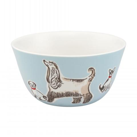 CEREAL BOWL SQUIGGLE DOGS