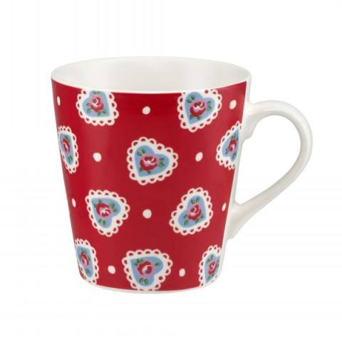 MINI STANLEY MUG LACE HEARTS