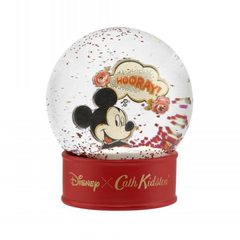 DISNEY SNOW GLOBE PLAIN