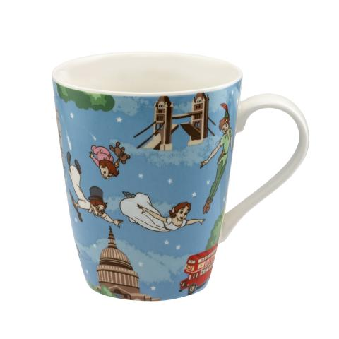 DISNEY STANLEY MUG PETER PAN IN LONDON TURQUOISE