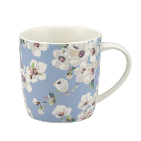 AUDREY MUG WELLESLEY BLOSSOM SOFT BLUE